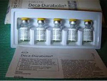 China Injectable DECA 200 Nandrolone Decanoate Oral Steroids For Muscle Building supplier