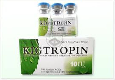 China KIGTROPIN Weight Loss HGH Hormone For Reversal Osteoporosis distributor