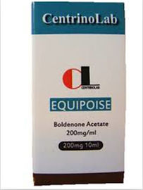 China Injectable d-Bol Equipoise Boldenone Acetate 200mg/ml*10ml/vial factory